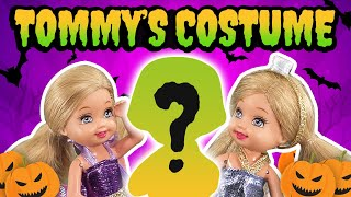 Barbie - Tommy's Special Halloween Costume | Ep.228