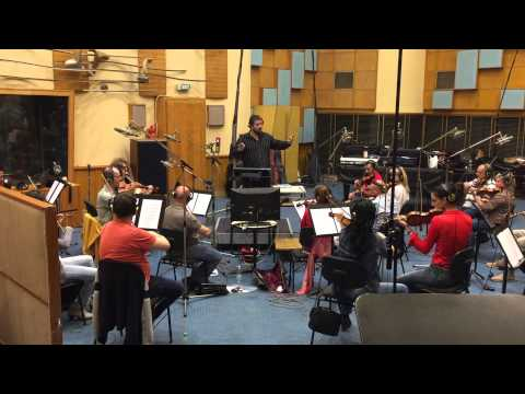 A RISING TIDE: Scoring Session, 2015