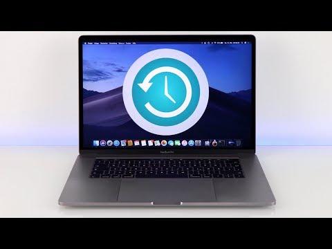Mac neu aufsetzen - Clean Install / saubere Neuinstallation und Auslieferungszustand