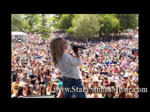 Stacy Stone (16 years old) Country In The Park KNCI Sacramento California