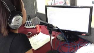 """VIDEO: Traducción simultánea en Japonés para """"AISAN"""""""