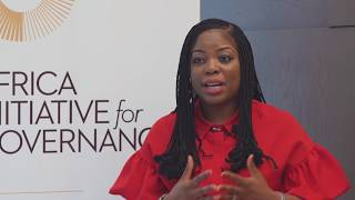 2018 Africa Initiative for Governance (AIG) Scholars Interviewed