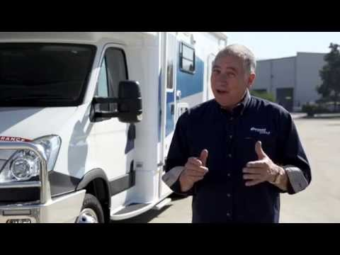 Wheelchair Friendly Motorhome Preview