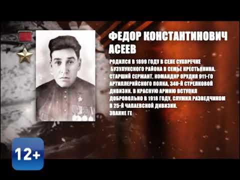 Федор Константинович Асеев