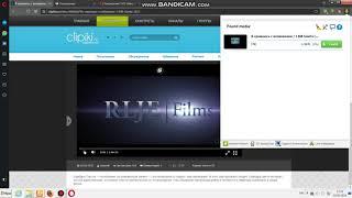 как скачать фильмы и сериалы из видеохолстинга Clipiki.ru