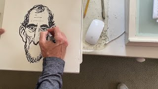 How To Draw A Caricature In Just A Few Minutes
