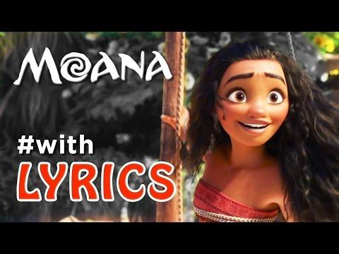 MOANA song