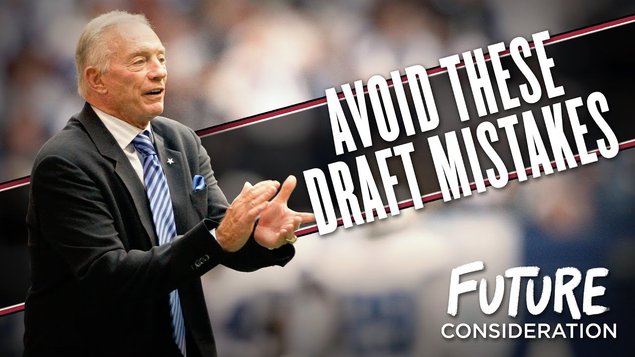 2016 NFL Draft: How every team can avoid screwing up in the first round thumbnail