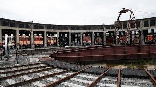 「鉄道遺産の頂点」8年ぶりに指定建造80年の転車台「津山まなびの鉄道館」