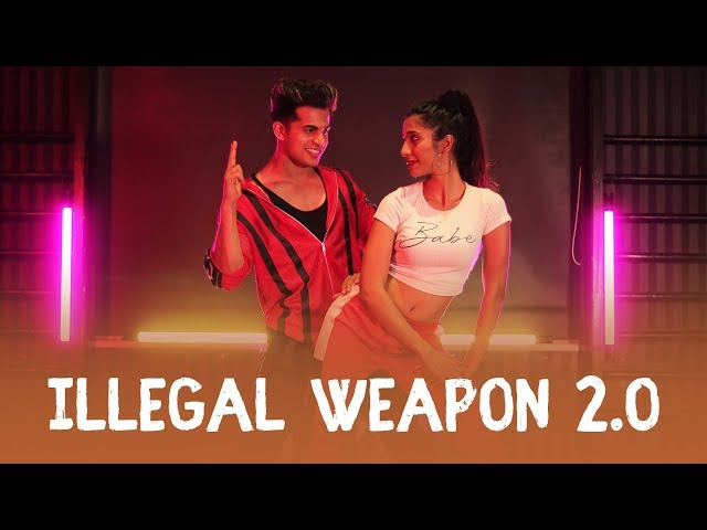 Illegal Weapon 2.0 | One take Dance Video |  Aadil Khan Choreography | ft Krutika & Team Aadil Khan