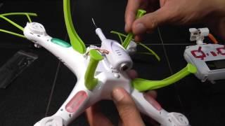 Квадрокоптер Syma X5HW с WiFi камерой