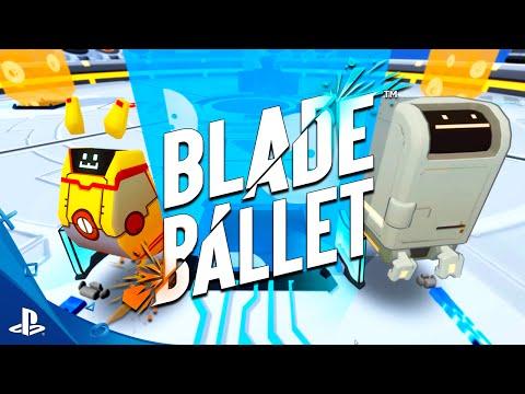 Blade Ballet - Launch Date Announcement Trailer | PS4 thumbnail
