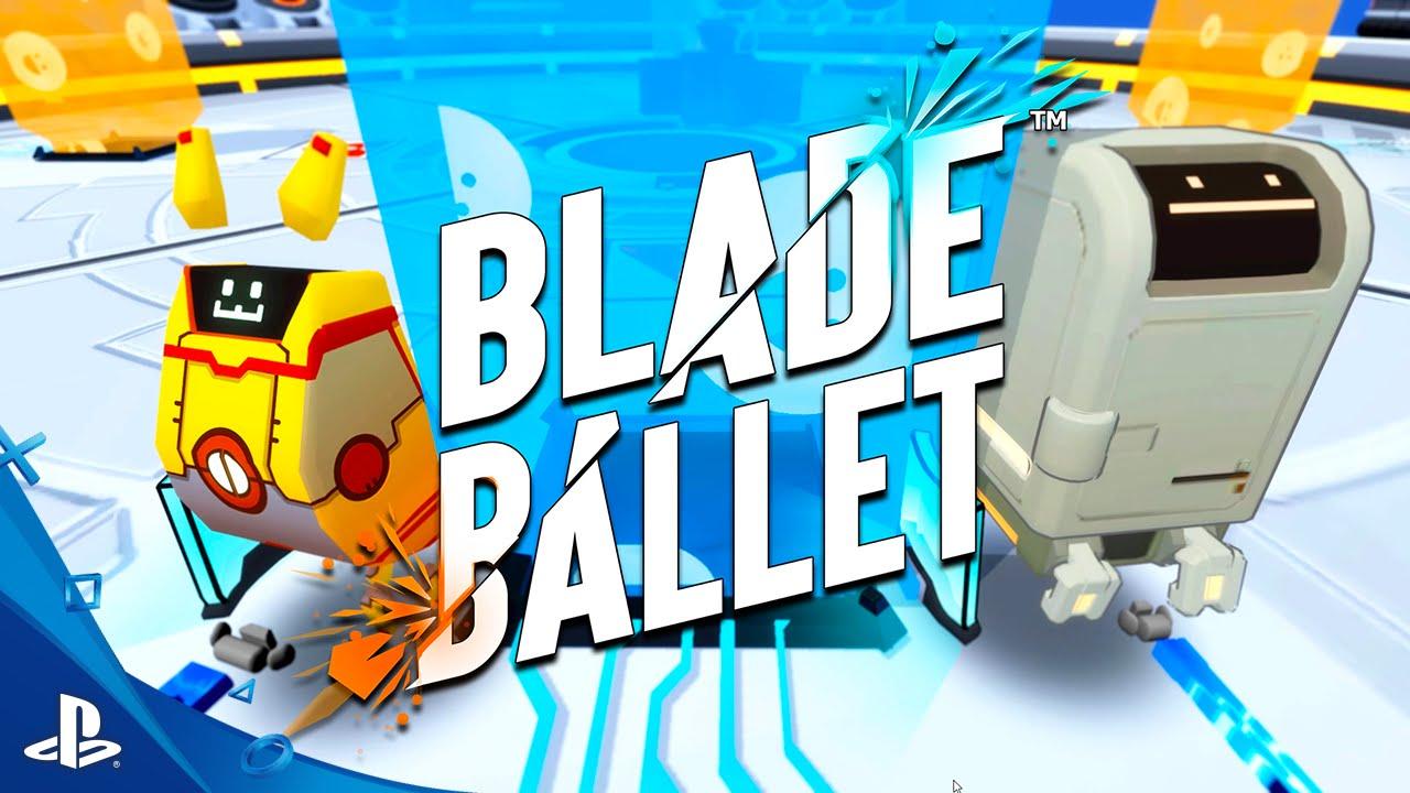 Dê um Giro em Blade Ballet para o PS4 a Partir de 9 de Agosto