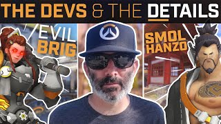 Overwatch Devs React to Community MEMES! | The Devs & The Details #6