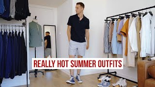 8 Outfits For When It's HOT Outside | Men's Summer 2020 Fashion With Stitch Fix