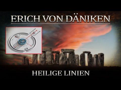 Geheime lijnen en, Afbeeldingen voor de goden, Erich von Däniken