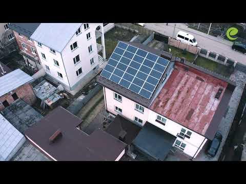 Сонячна електростанція (СЕС) / Потужність 7,8 кВт / Зелений Тариф