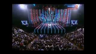 Dima Bilan feat. Julia Volkova - Back To Her Future - Live for Russia Selection (2012)