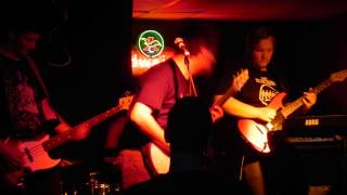 Ashbringer - With Vacant Eyes (Live Clip at The Terminal Bar 8/17/2015)