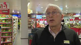 Supermarkt ziet geen problemen door eventuele avondklok
