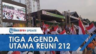 Tiga Agenda Reuni 212, Ketua PA 212 Singgung soal Sukmawati hingga Pengasingan Rizieq Shihab