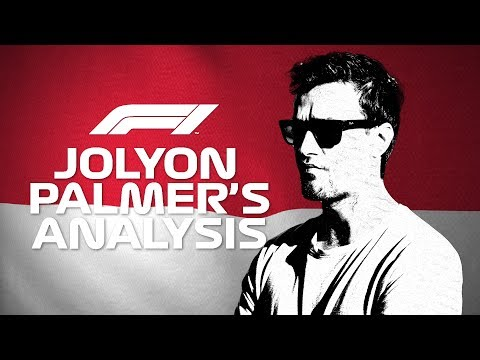 Jolyon Palmer Analyses Max v Lewis and More! | 2019 Monaco Grand Prix