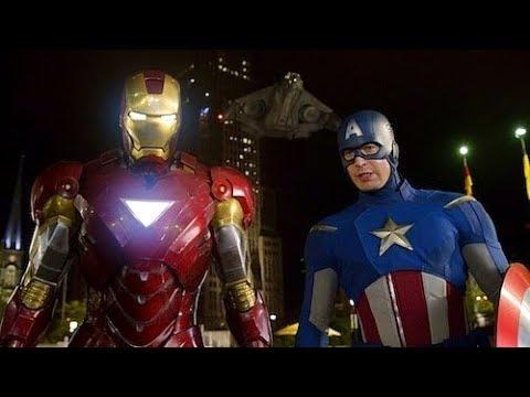 Download Iron Man & Captain America vs Loki - Fight Scene - The Avengers (2012) Movie Clip HD Mp4 HD Video and MP3