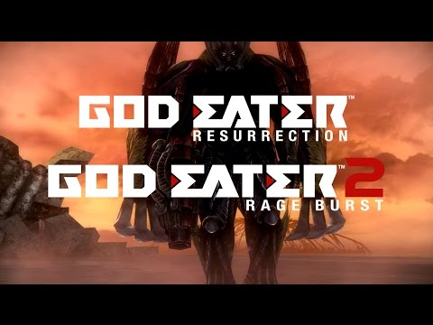 God Eater 2: Rage Burst - Announcement Trailer | PS4, Vita, PC thumbnail