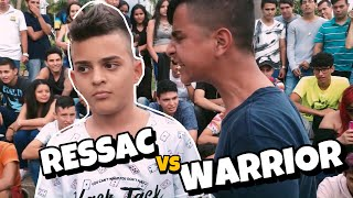 ((BATALLON)) RESSAC vs WARRIOR || FREESTYLE BUCARAMANGA || SKILLS MIC™