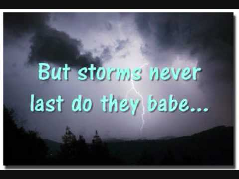 storms never last