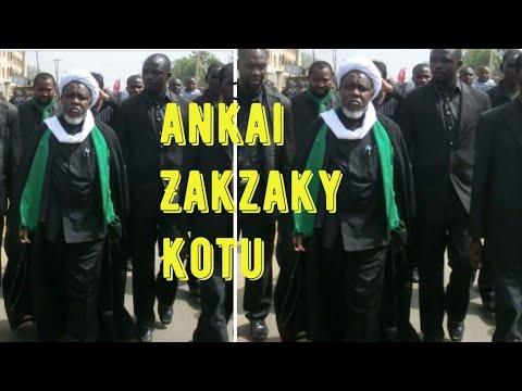 Download Ankai Zakzaky Kotu A Kaduna HD Mp4 3GP Video and MP3