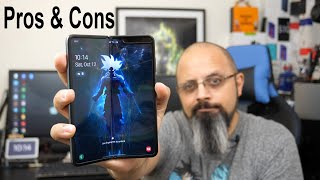 Samsung Galaxy Fold The Pros and Cons Of Using It As A Daily Driver For 2 Weeks
