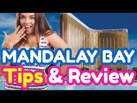 Mandalay Bay Resort Room Tour and Review in Las Vegas