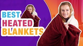 Best Electric Blanket Review | Top 3 Heated Blankets (#1 GUIDE)