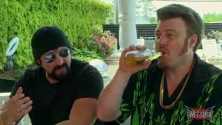 Trailer Park Boys Podcast Episode 47 - Naked on Mushrooms in a London Drunk Tank