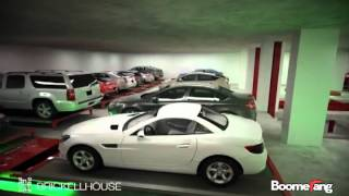 Brickell House - Downtown Miami - Robotic Parking Garage
