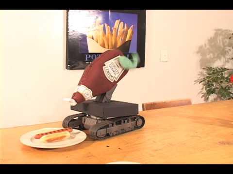 Robot Heinz sbagliano tutto