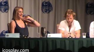 DragonCon 2012 - Sunday - Battlestar Galactica Panel