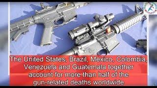 CNN: US is World Leader in Firearms Homicides...#FAKENEWS