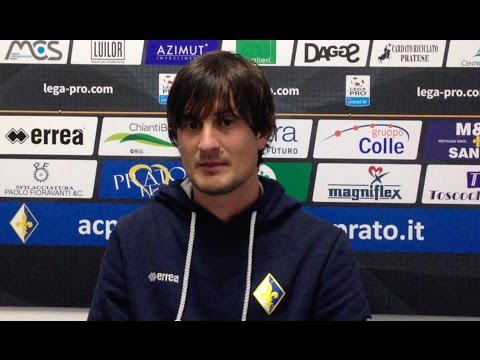 Preview video Ac Prato-Lupa Roma 1-2, le interviste post partita