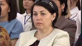Петропавлда М.Жұмабаевтың бюсты орнатылды