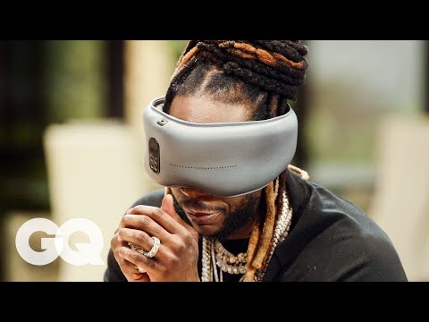 , title : '2 Chainz Tries a $300 Sleep Mask | Most Expensivest | GQ & VICE TV