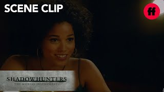 Shadowhunters | Season 2, Episode 7: Maia and Simon's Date Gone Wrong | Freeform