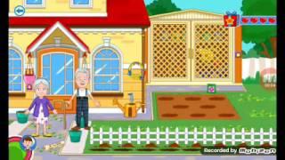 My Town Grandparents/Мой город бабушки и дедушки/1 серия/весёлый призрак/