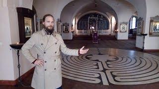 Labyrint v chráme