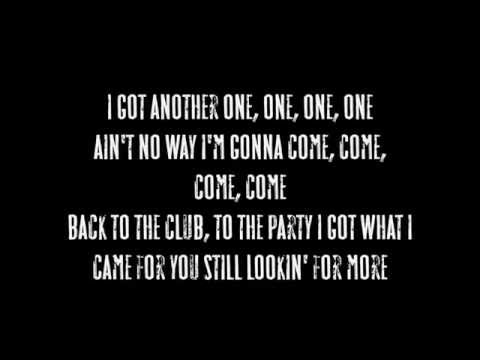 Conor Maynard - Another One {Lyrics}
