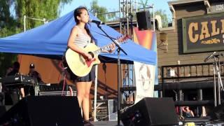 Kina Grannis - Without Me (Kababayan Fest 2011)