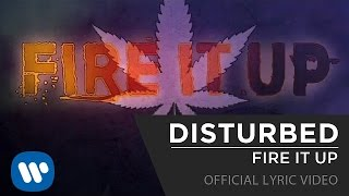 Disturbed - Fire It Up [Official Lyric Video] - YouTube