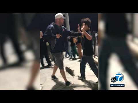 OC sheriff's investigator allegedly pulls gun on teens at San Clemente skate park | ABC7