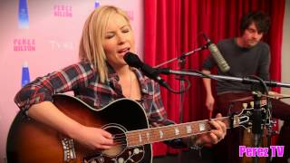 "Dido - ""No Freedom"" (Acoustic Perez Hilton Performance)"